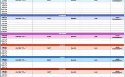 005 Amazing Social Media Editorial Calendar Template Example  Templates Content 2019 Planning 2020