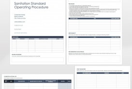 005 Amazing Standard Operating Procedure Template Word Image  Microsoft (sop) Format Download