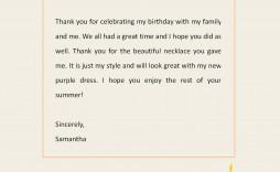 005 Amazing Thank You Note Template Free High Resolution  Poshmark Teacher