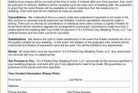 005 Amazing Wedding Videography Contract Template Highest Clarity  Pdf Example Word