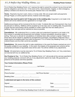 005 Amazing Wedding Videography Contract Template Highest Clarity  Pdf Example Word320