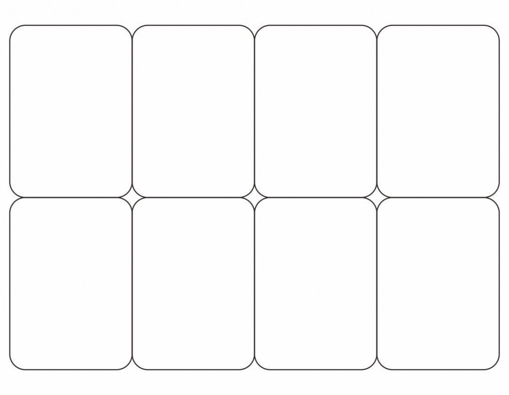 005 Archaicawful Blank Playing Card Template Word Idea Large