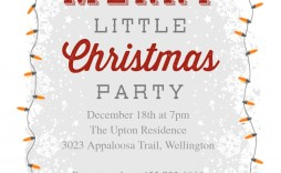 005 Archaicawful Free Email Holiday Party Invitation Template Inspiration  Templates Christma