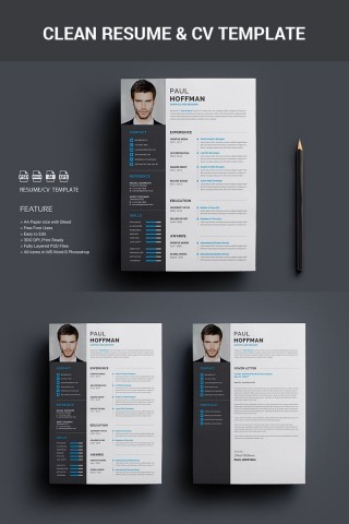 005 Archaicawful How To Create A Resume Template In Photoshop Image 320