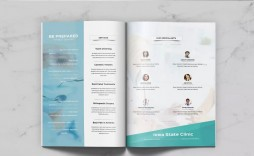 005 Archaicawful Indesign A4 Brochure Template Free Download High Definition