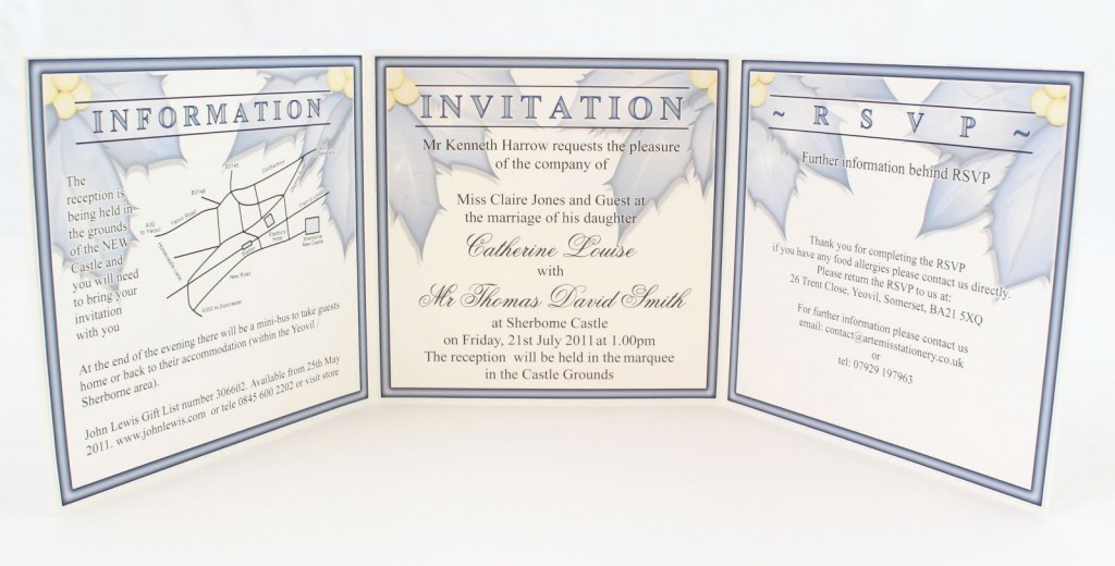 005 Archaicawful Microsoft Word Invitation Template 2 Per Page Image Large