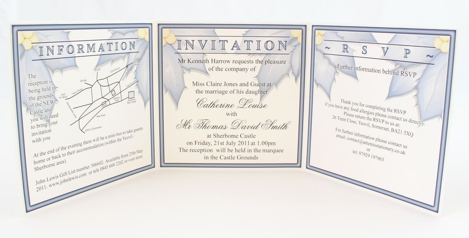 005 Archaicawful Microsoft Word Invitation Template 2 Per Page Image Full