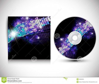 005 Archaicawful Music Cd Cover Design Template Free Download Highest Quality 320