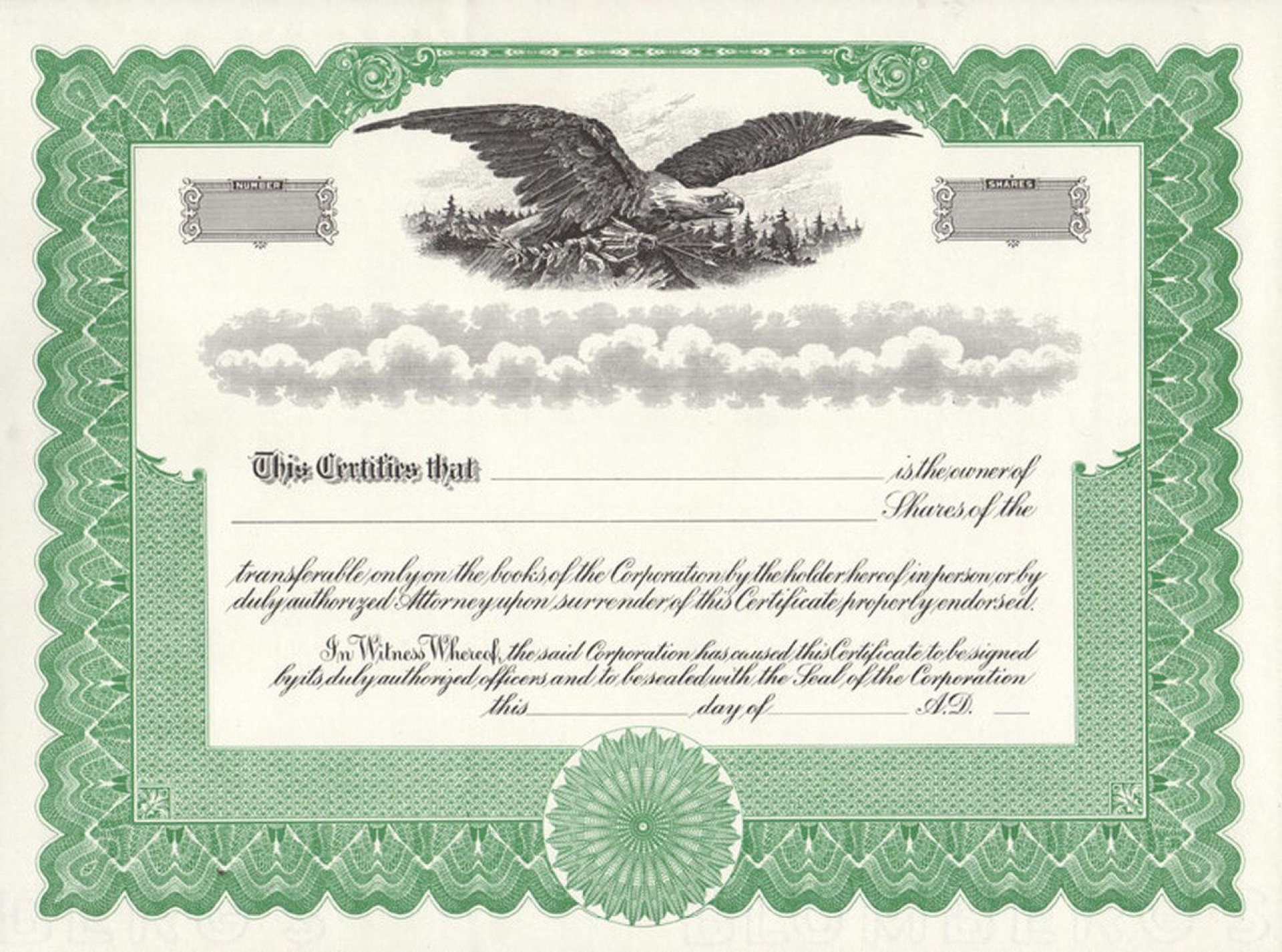 005 Archaicawful Stock Certificate Template Word High Resolution  Microsoft1920