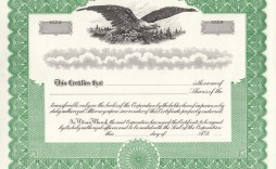 005 Archaicawful Stock Certificate Template Word High Resolution  Microsoft