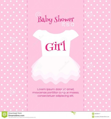 005 Astounding Baby Shower Invitation Card Template Free Download Concept  Indian360