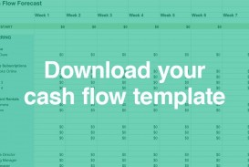 005 Astounding Cash Flow Template Excel Free Photo  Statement Download Format In