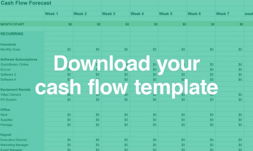 005 Astounding Cash Flow Template Excel Free Photo  Statement Download Format In868