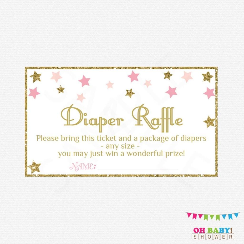 005 Astounding Diaper Raffle Ticket Template Highest Quality  Free Printable DownloadLarge
