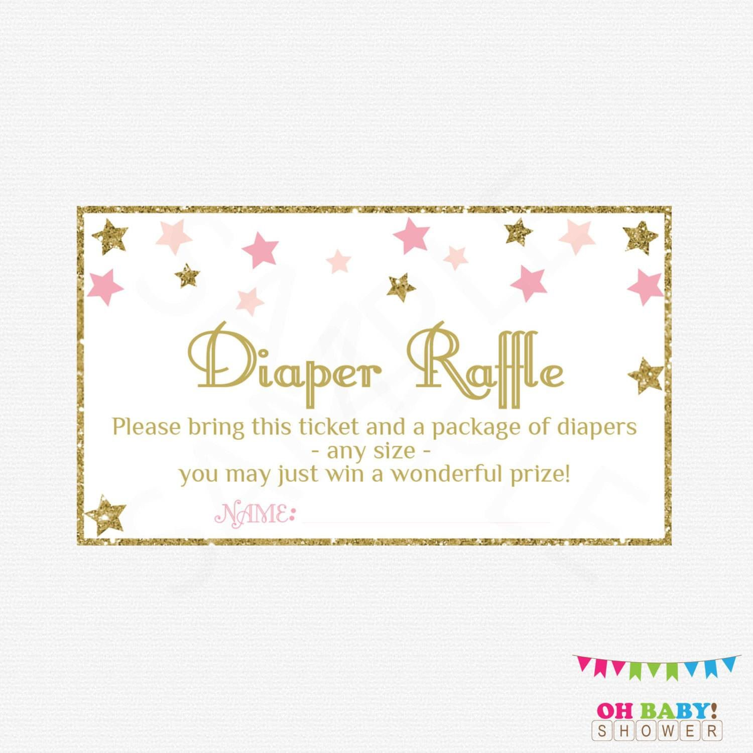 005 Astounding Diaper Raffle Ticket Template Highest Quality  Free Printable DownloadFull