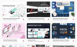 005 Astounding Digital Marketing Plan Template 2019 Photo