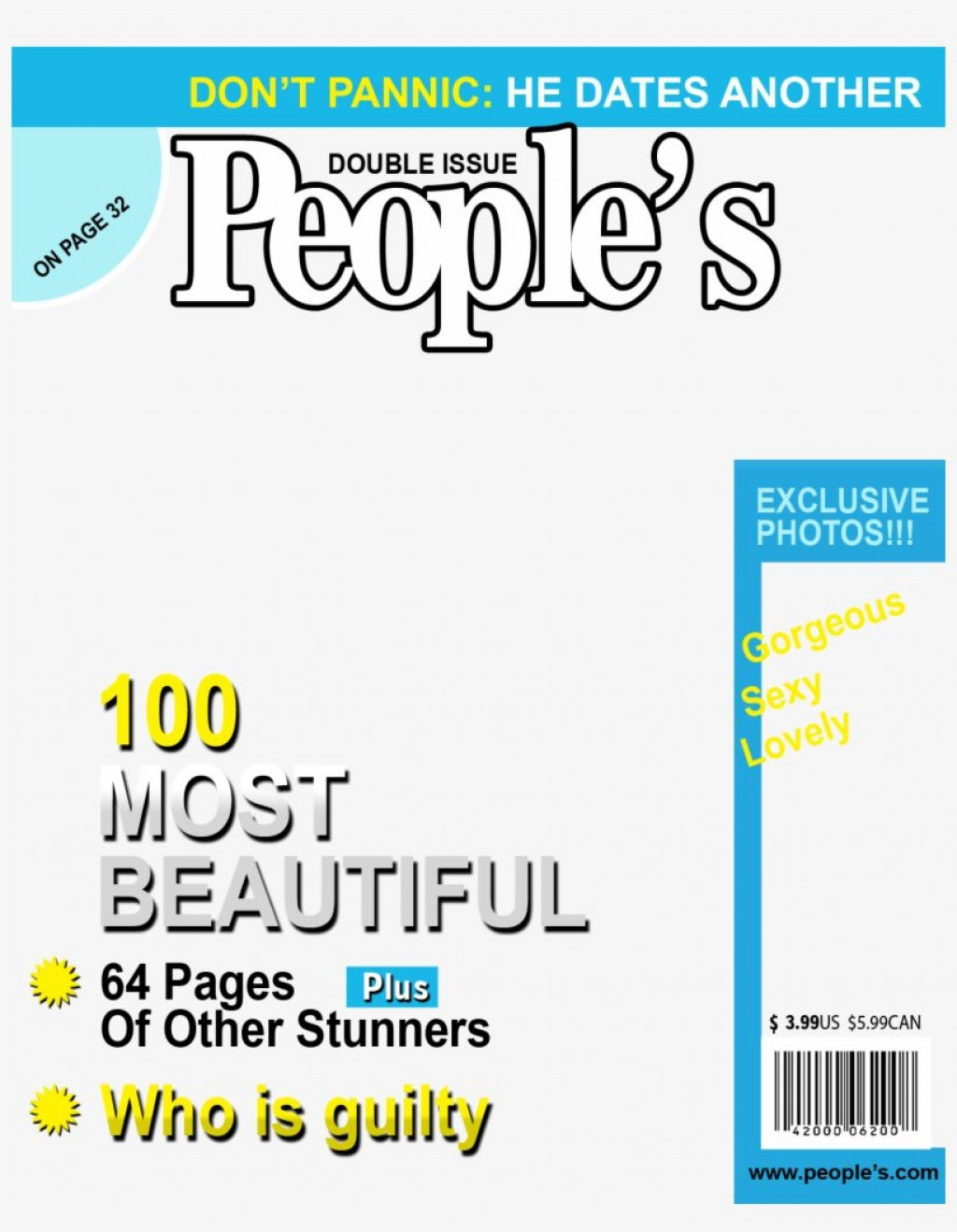 005 Astounding Free Fake Magazine Cover Template High Resolution  TimeLarge