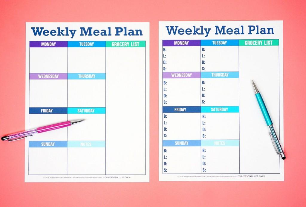 005 Astounding Free Printable Weekly Meal Plan Template Inspiration  Planning WorksheetLarge