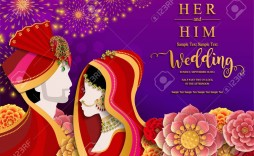 005 Astounding Indian Wedding Invitation Template Idea  Templates Online Editor Free After Effect Download For Word India