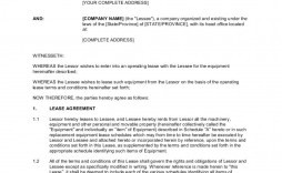 005 Astounding Lease To Own Contract Template Concept  Free Form Commercial Agreement Car