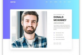 005 Astounding Personal Website Template Bootstrap Image  4 Free Download Portfolio