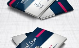 005 Astounding Simple Visiting Card Design Psd File Free Download Photo