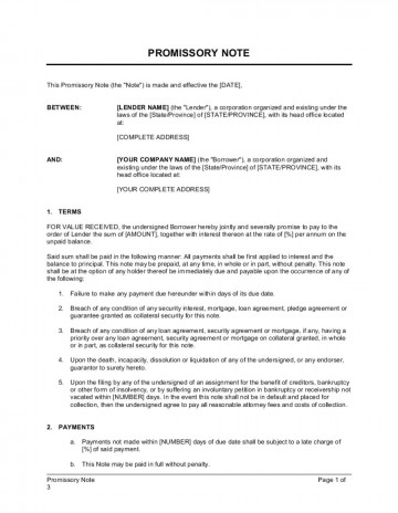 005 Astounding Template For Promissory Note High Resolution  Free Personal Loan Uk360
