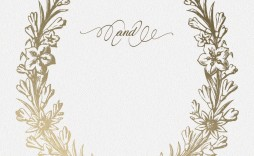 005 Awesome Blank Wedding Invitation Template High Resolution  Templates Free Download Printable Royal Blue