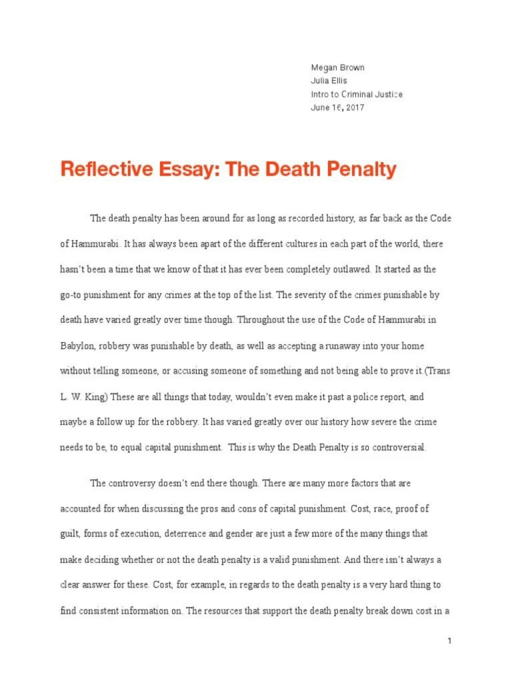 005 Awesome Capital Punishment Essay Photo  Ielt Simon In HindiLarge