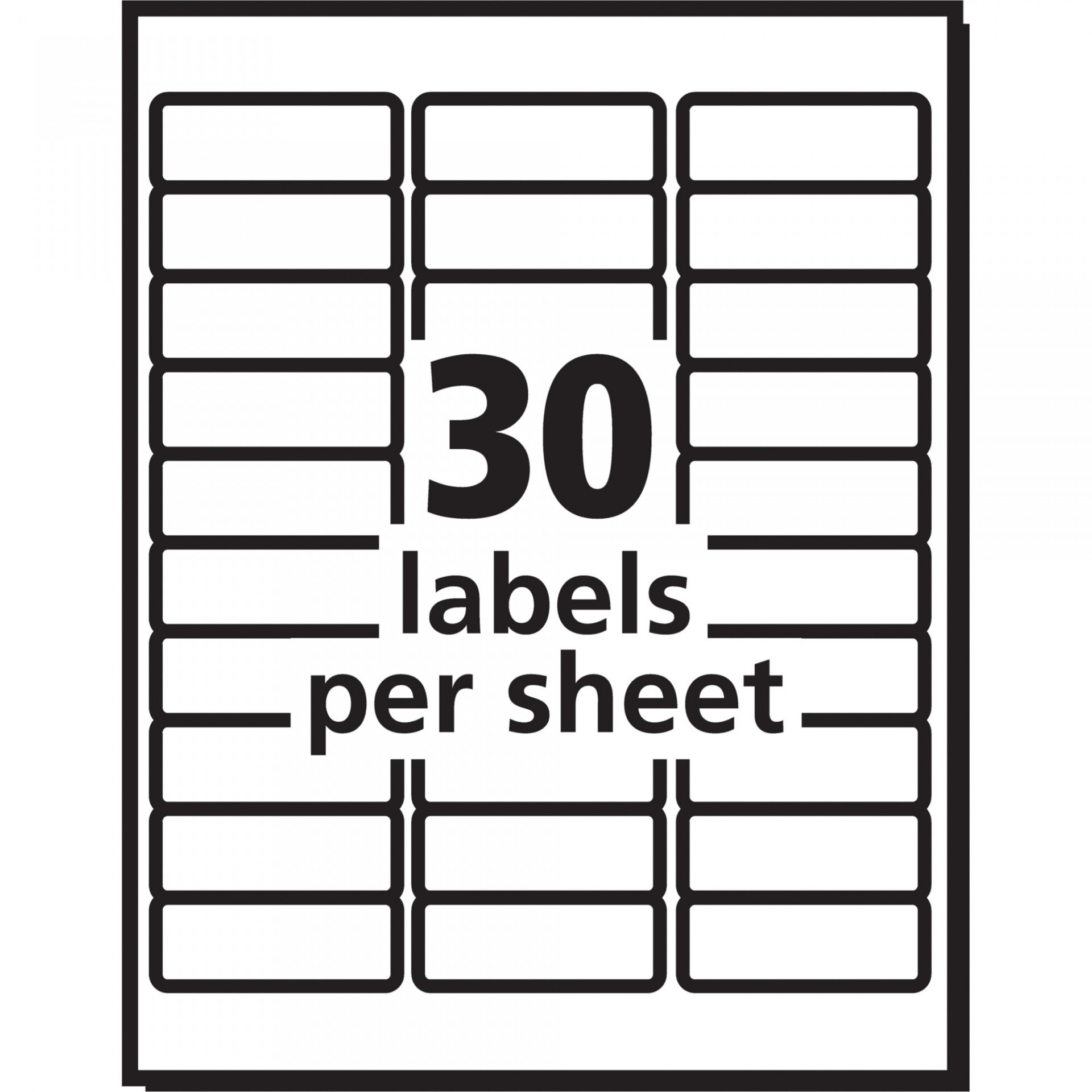 005 Awful Addres Label Template Free High Definition  Cute Shipping Return Word1920