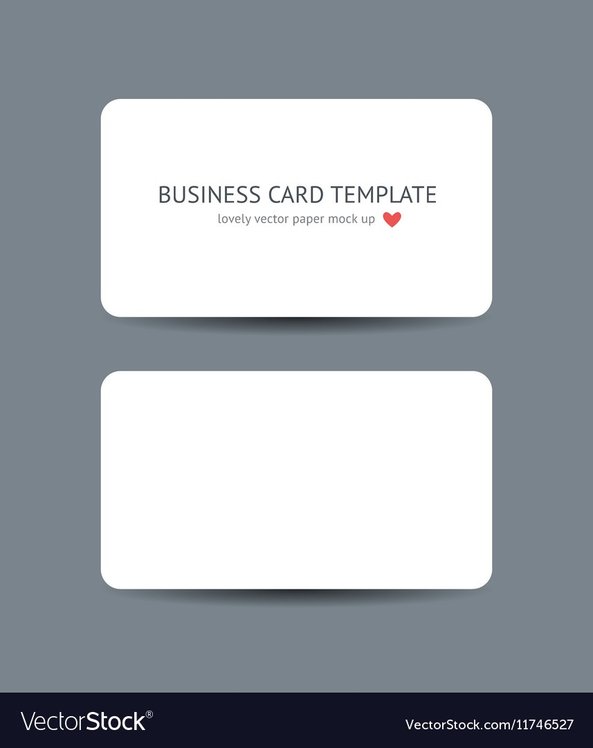 005 Awful Business Card Blank Template