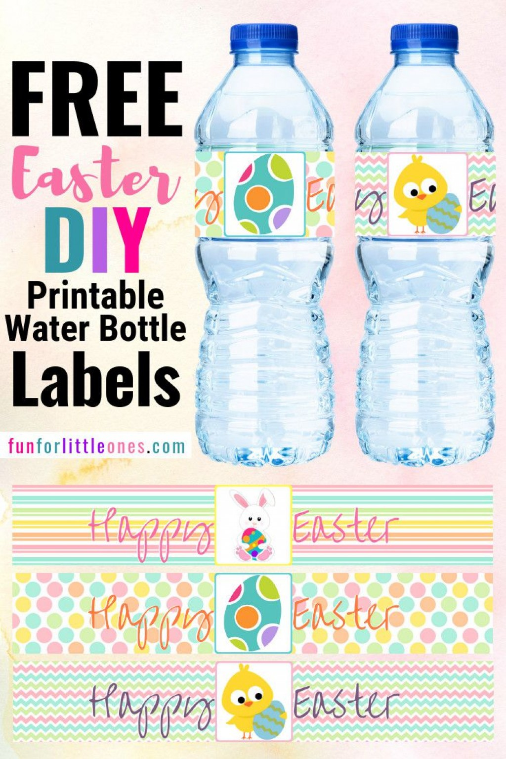 005 Awful Diy Water Bottle Label Template Free High Def Large