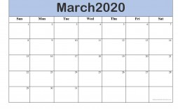 005 Awful Monthly Appointment Calendar Template Idea  Schedule Excel Free 2020