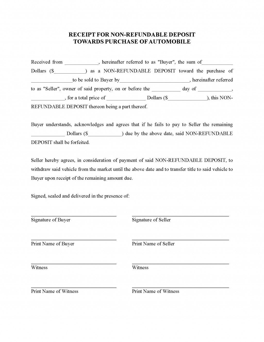 005 Awful Sale Agreement Template Australia Inspiration  Busines Horse Car ContractLarge