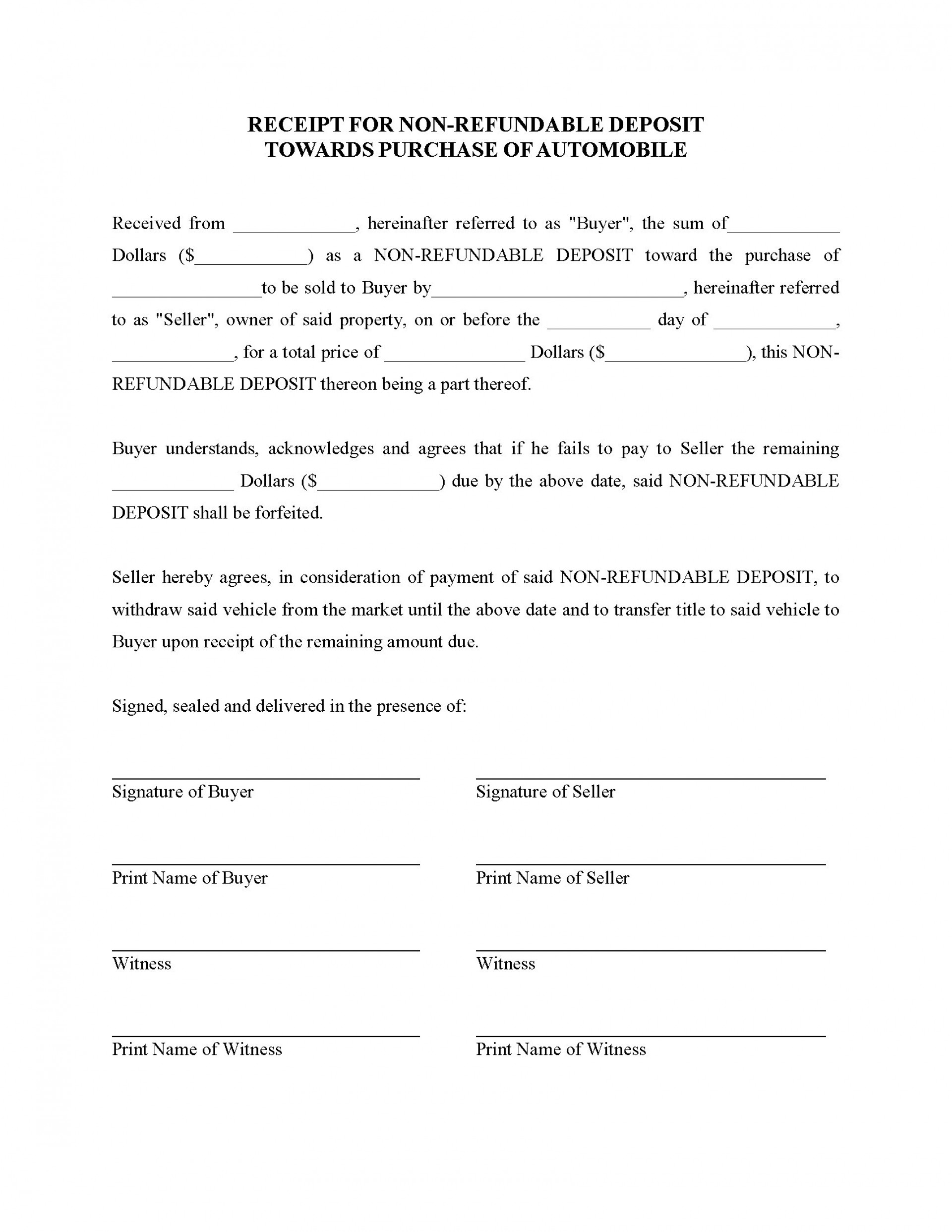 005 Awful Sale Agreement Template Australia Inspiration  Busines Horse Car Contract1920