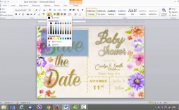 005 Awful Save The Date Word Template High Def  Free Birthday For Microsoft Postcard Flyer