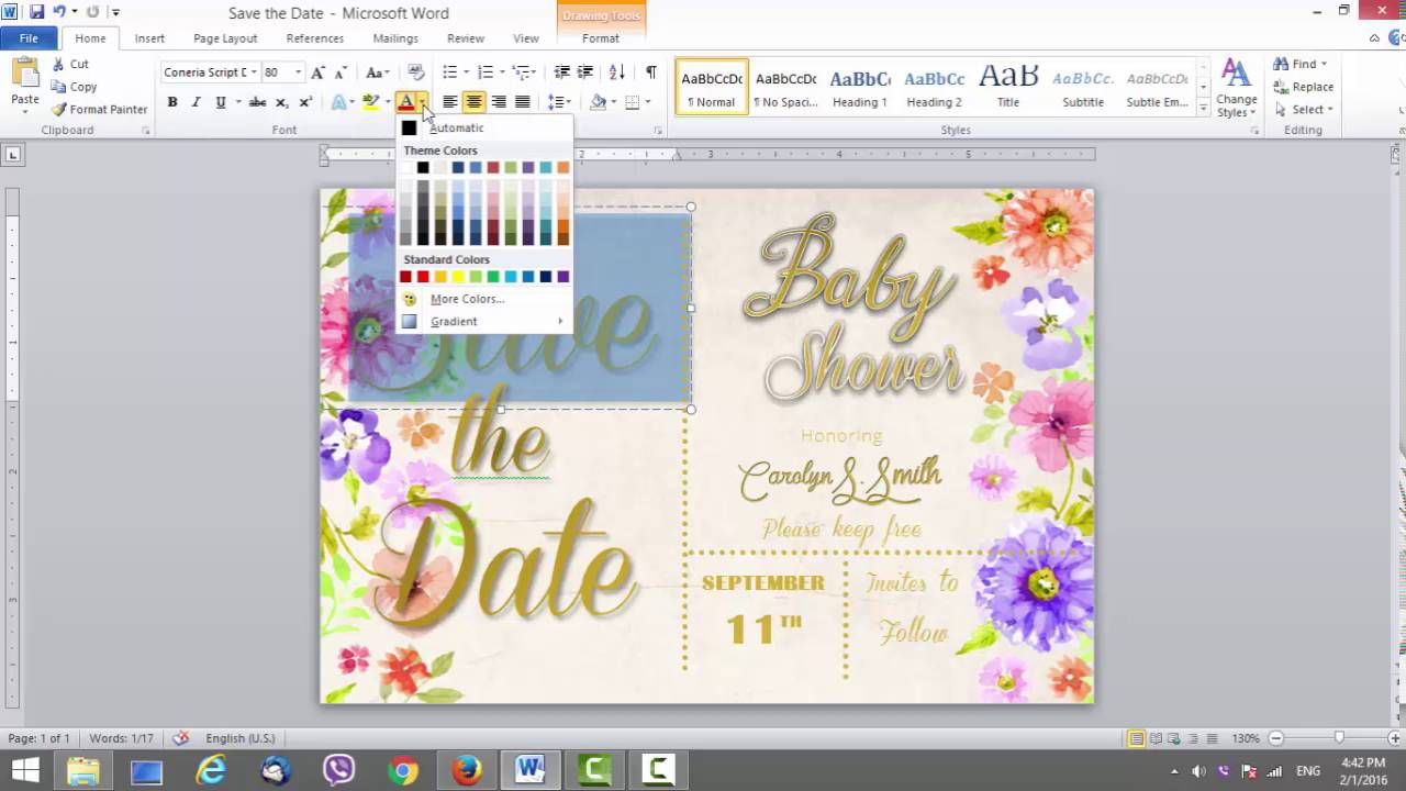 005 Awful Save The Date Word Template High Def  Free Birthday For Microsoft Postcard FlyerFull