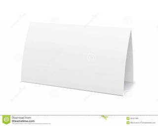 005 Awful Tri Fold Table Tent Template Highest Quality  Card Word Free320