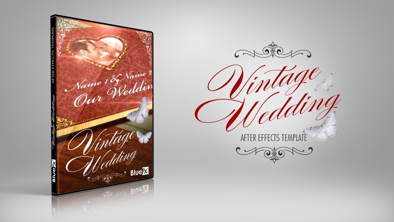 005 Beautiful After Effect Wedding Template Highest Quality  Templates Free Download Cc InvitationFull