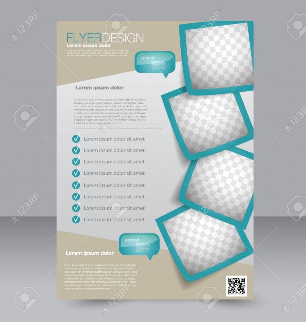 005 Beautiful Free Editable Flyer Template Example  Busines FundraisingLarge