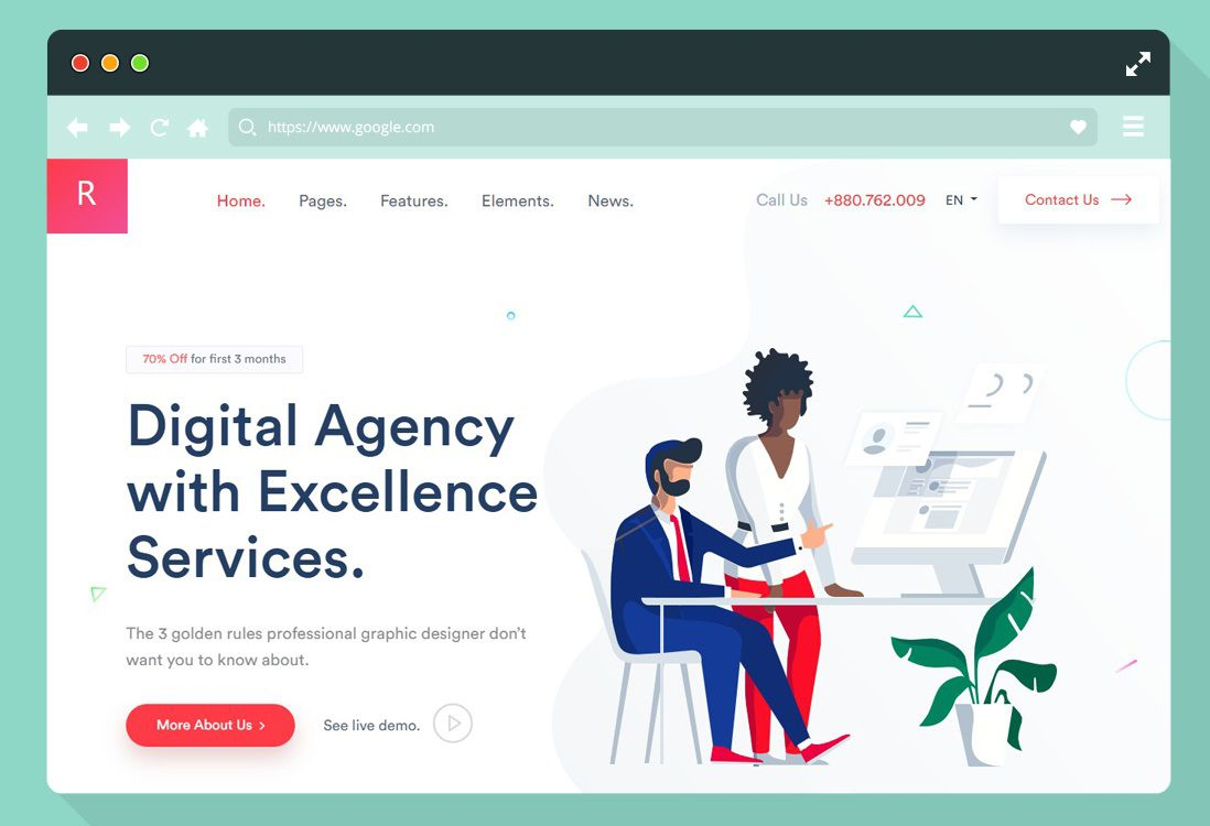 005 Beautiful Free Website Template Download Html And Cs Jquery For Busines High Def  BusinessFull