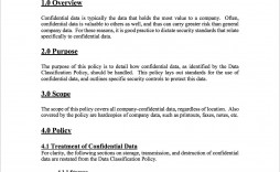 005 Beautiful Information Security Policy Template Concept  It Sample Pdf Uk Gdpr For Small Busines Australia