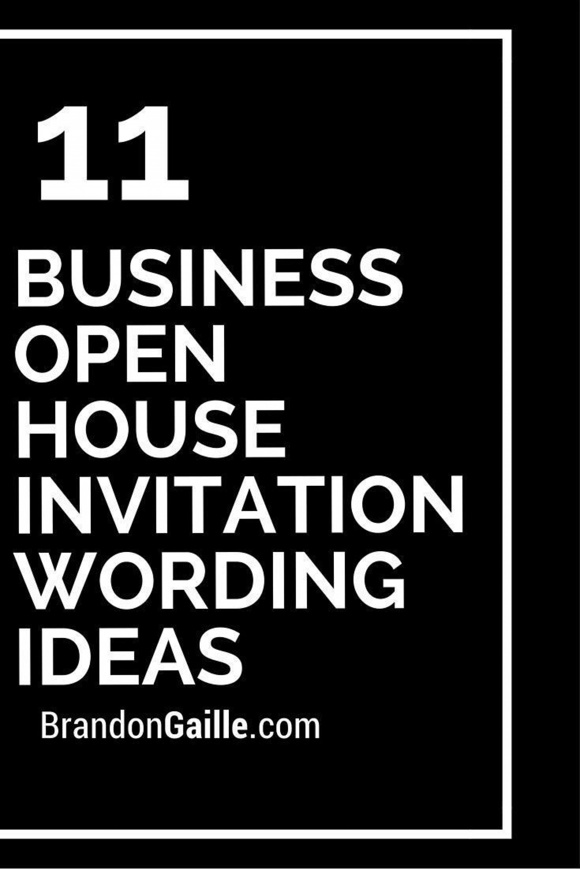 005 Beautiful Open House Invite Template Example  Templates Party Invitation1920