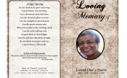 005 Beautiful Sample Wording For Funeral Program High Resolution  Programs