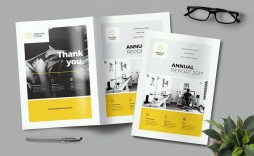 005 Best Annual Report Template Word Idea  Performance Rbi Format Ngo In Doc