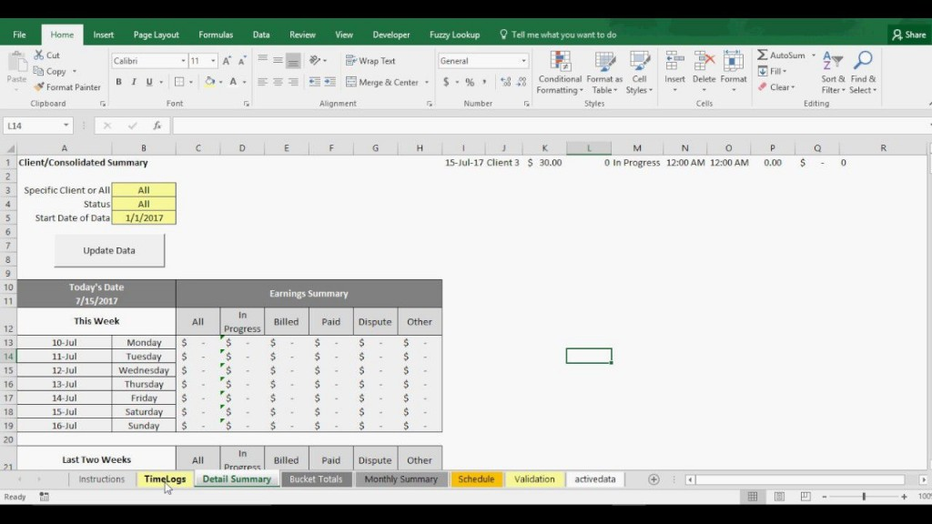 005 Best Billable Hour Template Excel Free Design Large