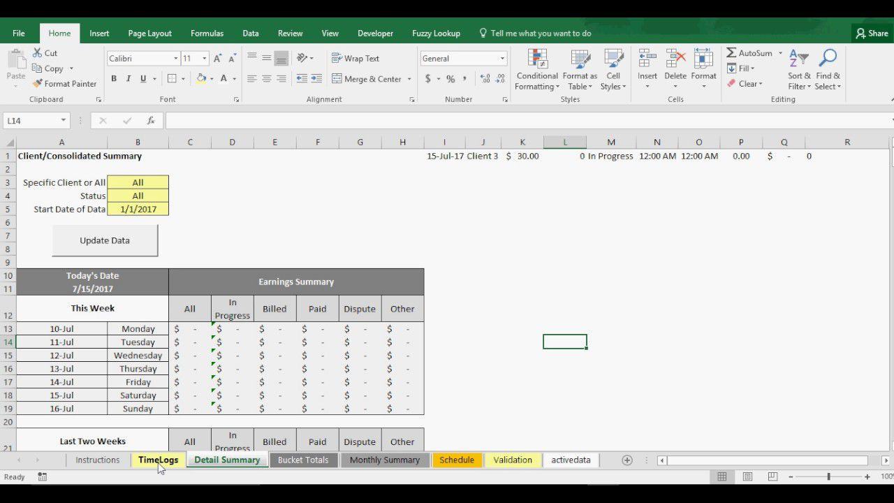 005 Best Billable Hour Template Excel Free Design Full