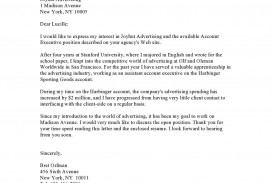 005 Best Good Cover Letter Template Example  Sample Nz Free