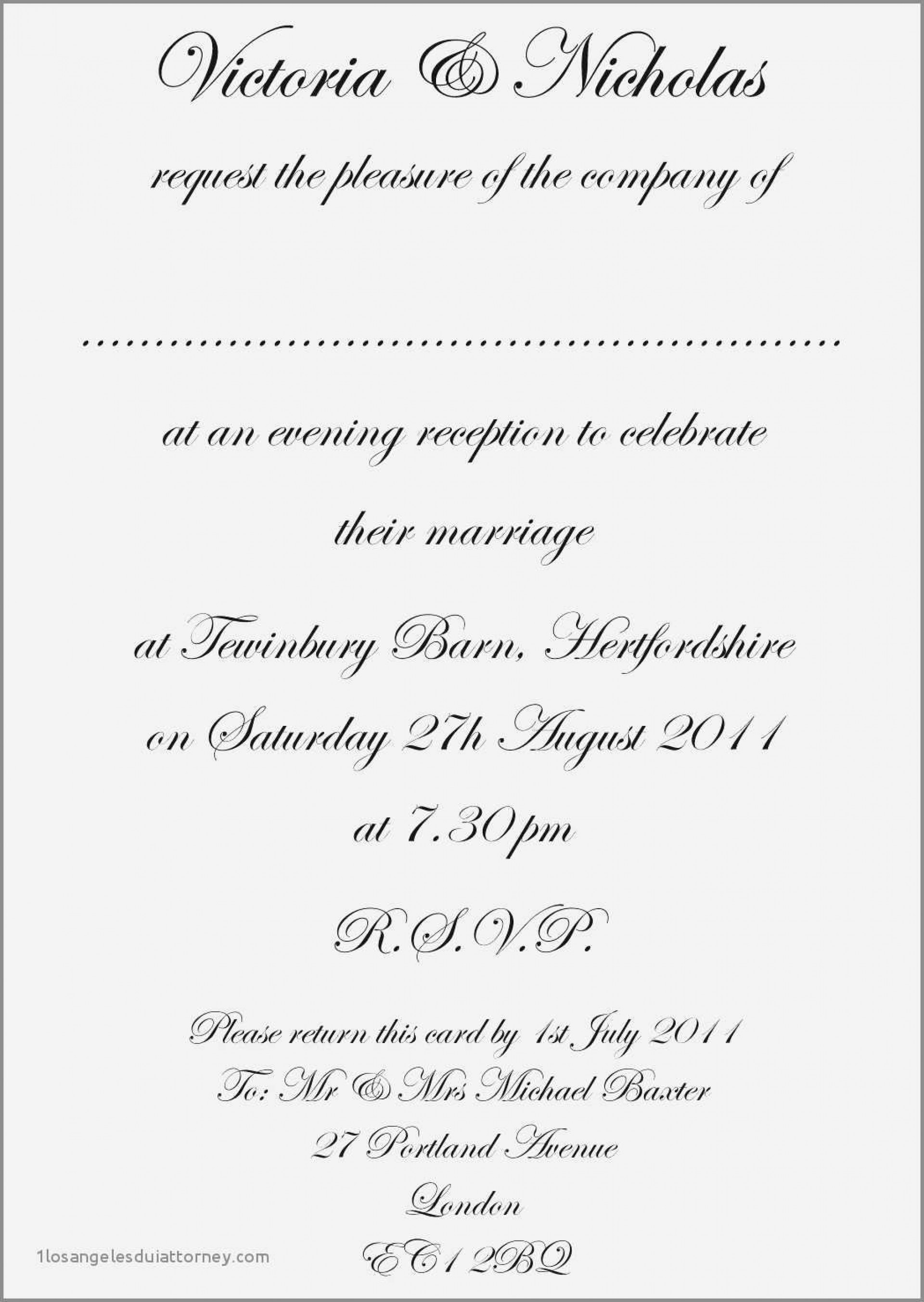 005 Best Invitation Template For Word Picture  Birthday Wedding Free Indian1920