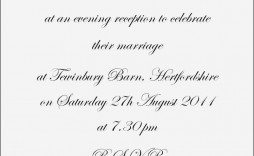 005 Best Invitation Template For Word Picture  Birthday Wedding Free Indian